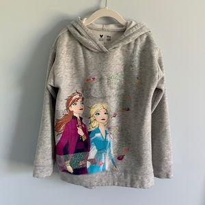 EUC Frozen hoodie